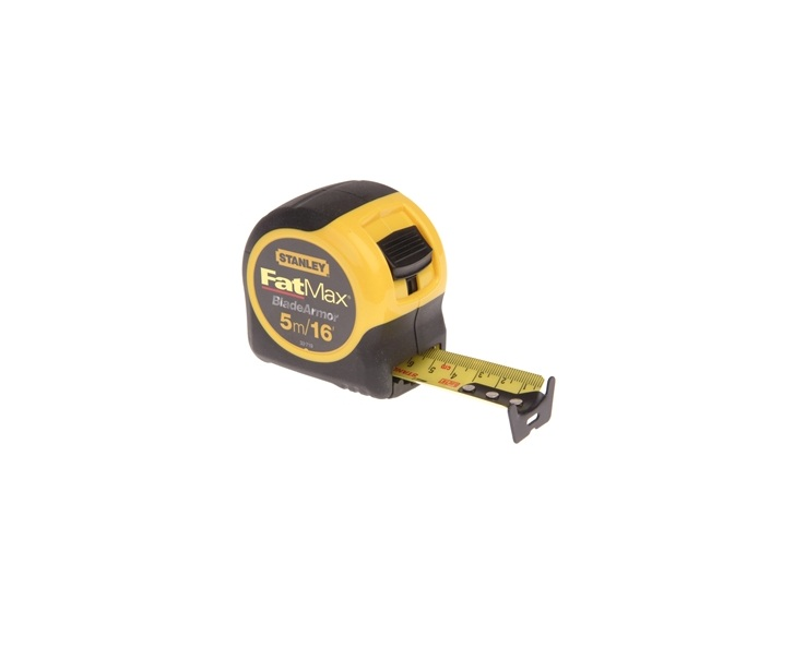 Stanley 5M Fat Max Tape Measure (32mm Blade