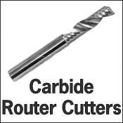 Carbide Router Cutters